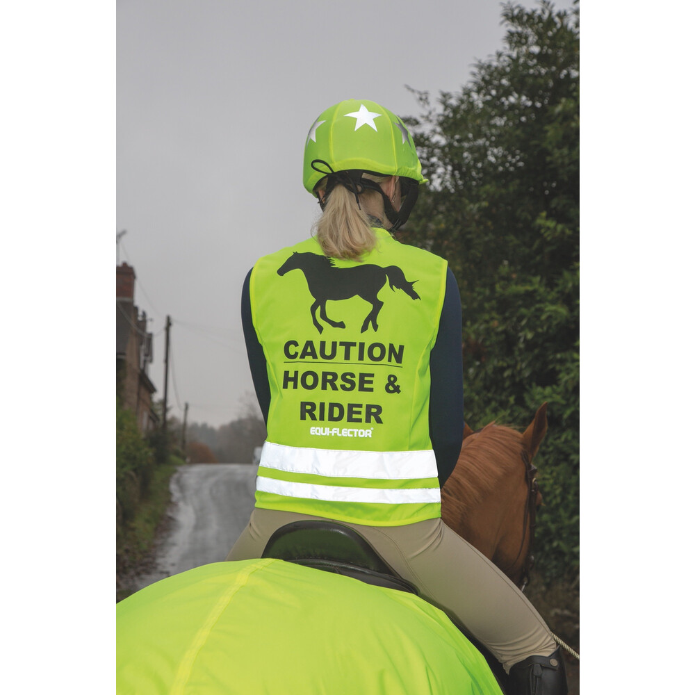 Equi-Flector EQUI-FLECTOR - Safety Vest in Yellow