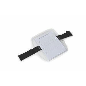 Shires Medical Arm Band in Clear