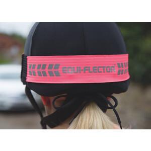 Equi-Flector EQUI-FLECTOR - Hat Band in Pink