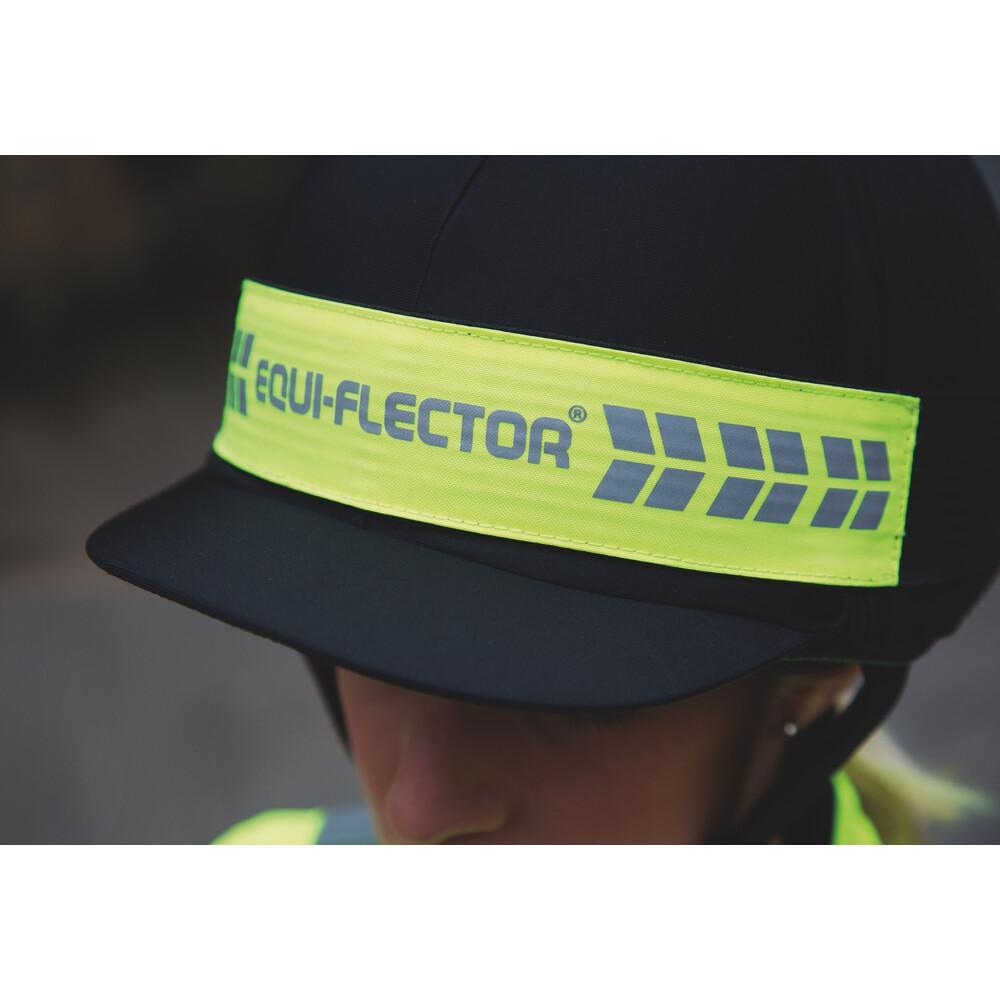Equi-Flector EQUI-FLECTOR - Hat Band in Yellow