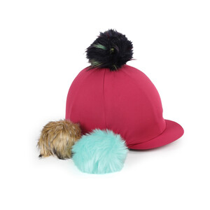 Shires Fun Switch It Hat Cover in Raspberry