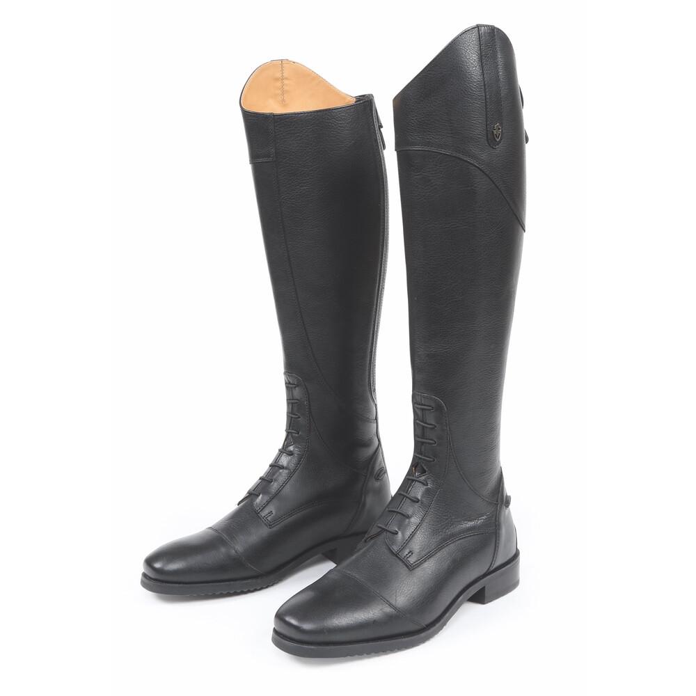 Moretta Pietra Riding Boots - Ladies - Slim in Black