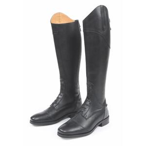 Moretta Pietra Riding Boots - Ladies - Extra Wide in Black