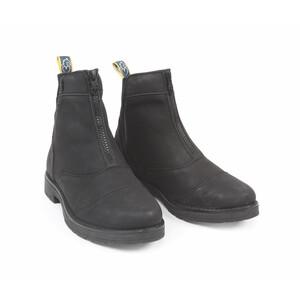 Moretta Mercede Paddock Boots - Ladies in Black