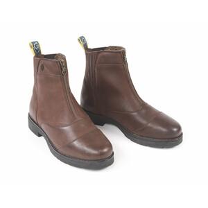 Moretta Emilia Paddock Boots - Ladies in Brown