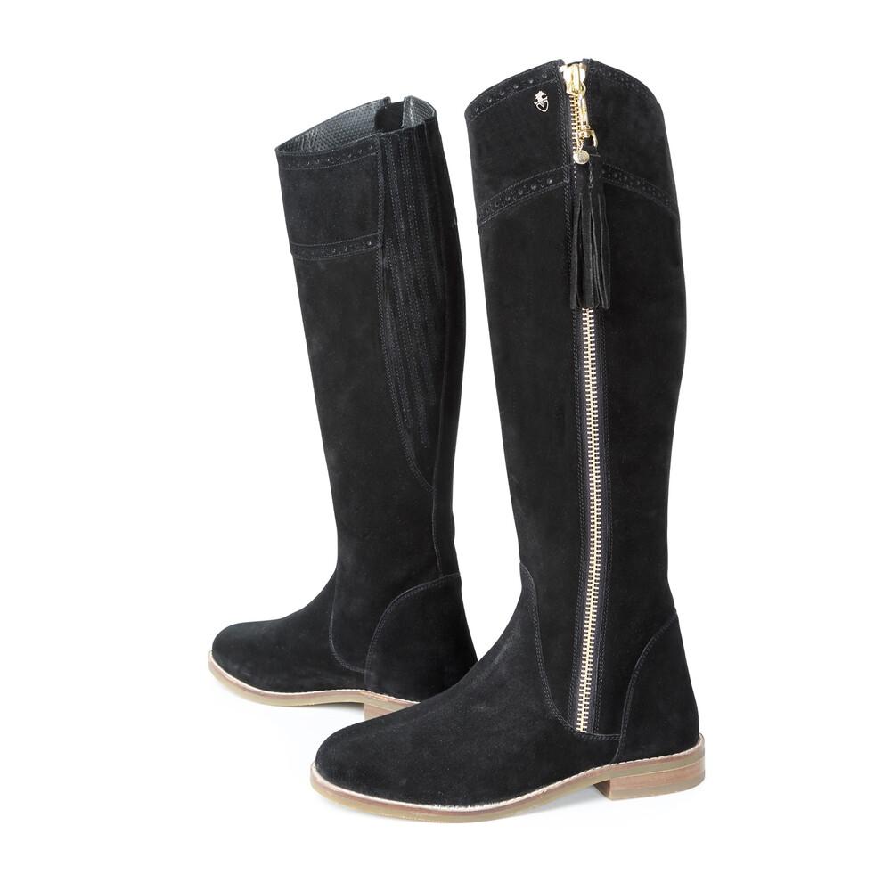 Moretta Arabella Boots - Ladies - Slim in Black