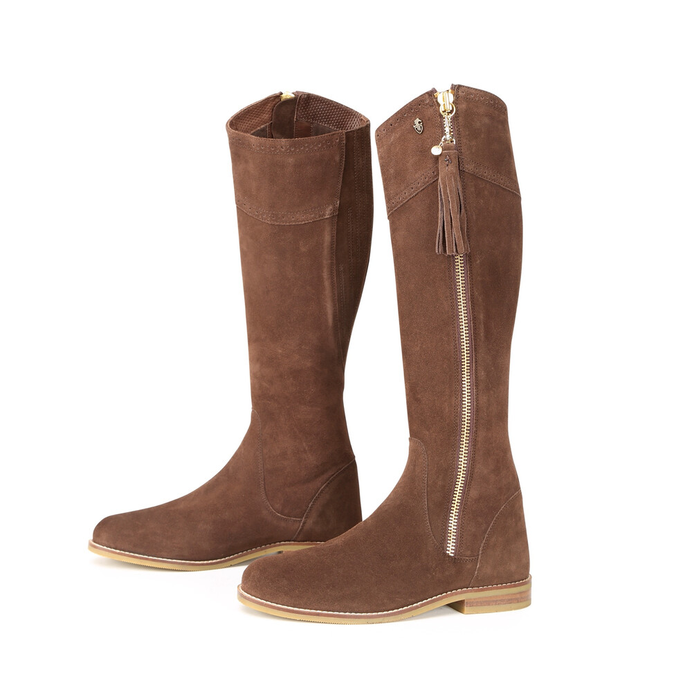 Moretta Arabella Boots - Ladies - Wide in Brown