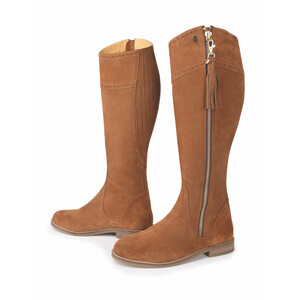 Moretta Arabella Boots - Ladies - Regular in Tan