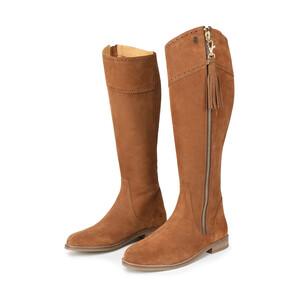 Moretta Arabella Boots - Ladies - Wide in Tan