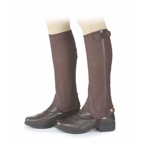 Moretta Amara Half Chaps - Adult - Short in Brown