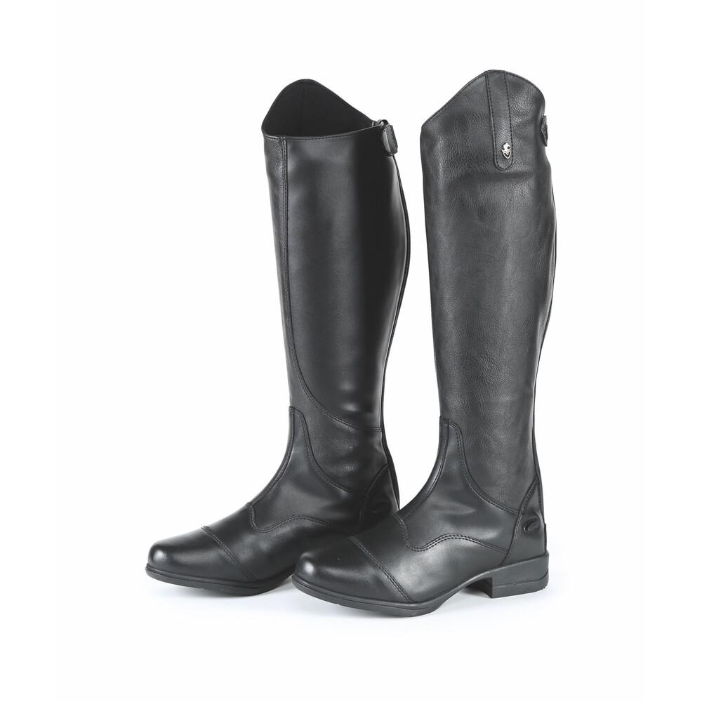 Moretta Marcia Riding Boots - Regular in Black
