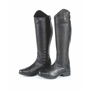Moretta Marcia Riding Boots - Wide in Black
