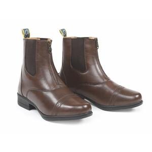 Moretta Clio Paddock Boots in Brown