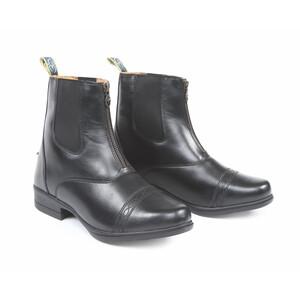 Moretta Clio Paddock Boots - Childs in Black