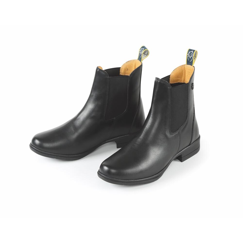 Moretta Alma Jodhpur Boots - Childs in Black