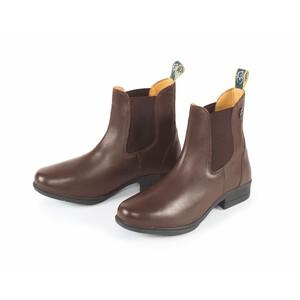 Moretta Alma Jodhpur Boots - Childs in Brown