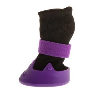 Tubbease Hoof Sock in Purple