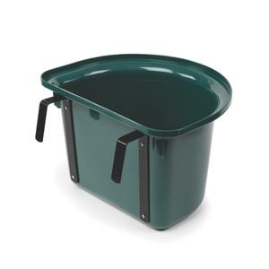 Ezi-Kit EZI-KIT Hook Over Portable Manger in Dark Green