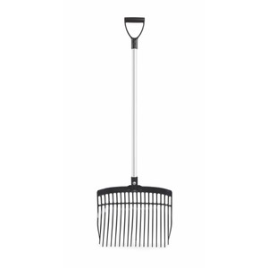 Ezi-Kit EZI-KIT Premium Chip Fork - Adults in Silver/Black