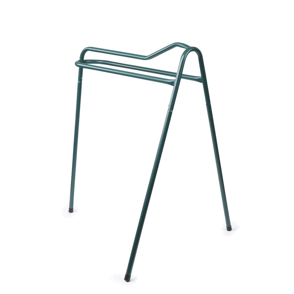 Ezi-Kit EZI-KIT Collapsible Saddle Stand in Dark Green
