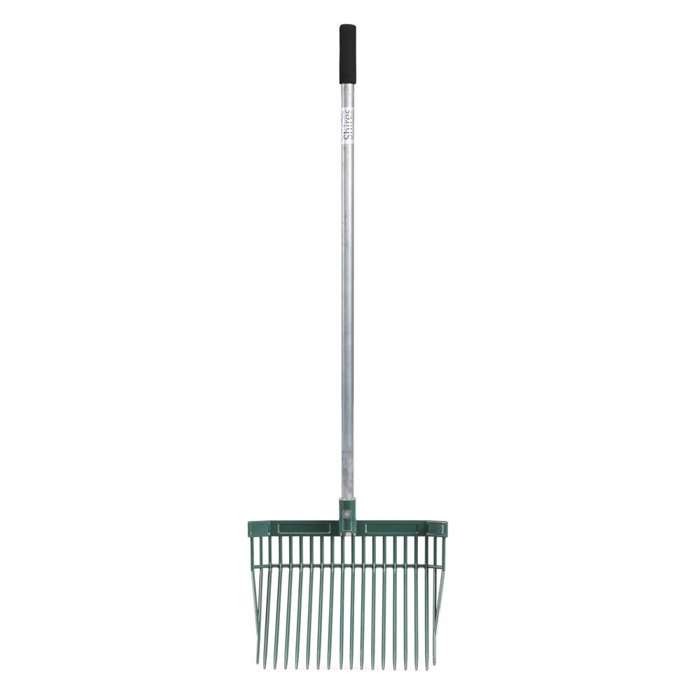 Ezi-Kit EZI-KIT Lightweight Chip Fork in Dark Green