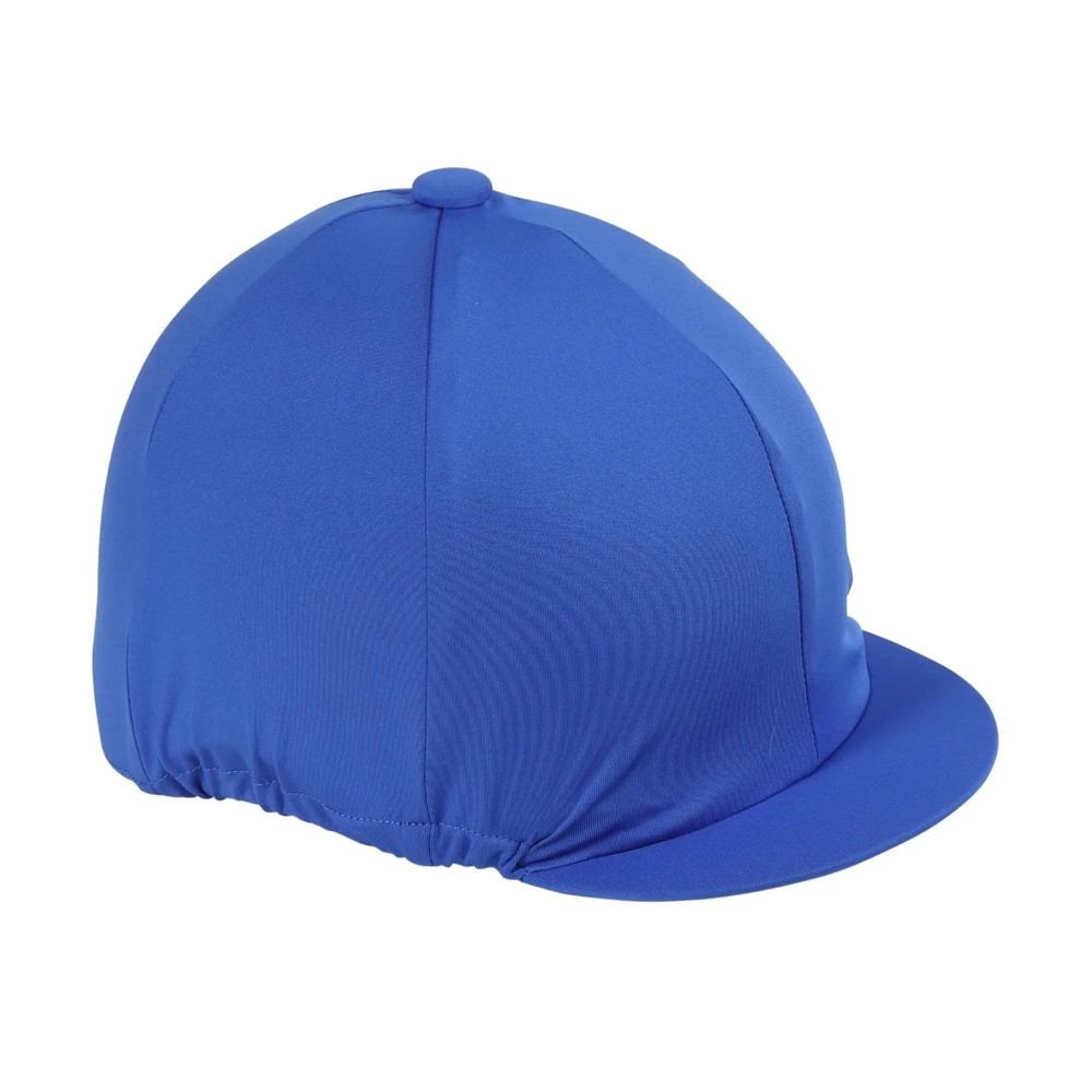 Shires Hat Cover in Royal Blue