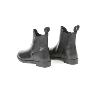 Bridleway Leather Jodhpur Boots in Black