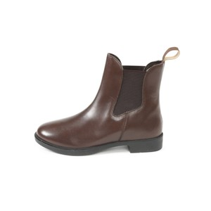 Bridleway Leather Jodhpur Boots in Brown