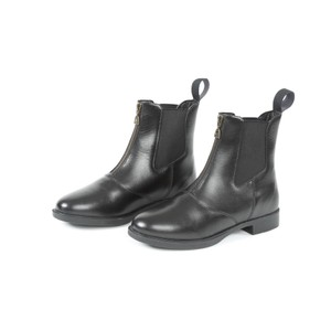 Bridleway Leather Zip Jodhpur Boots
