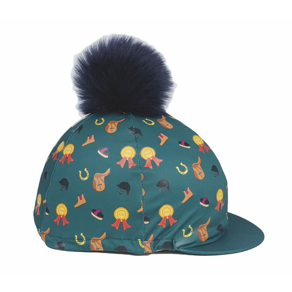 Tikaboo Hat Cover - Child in Green