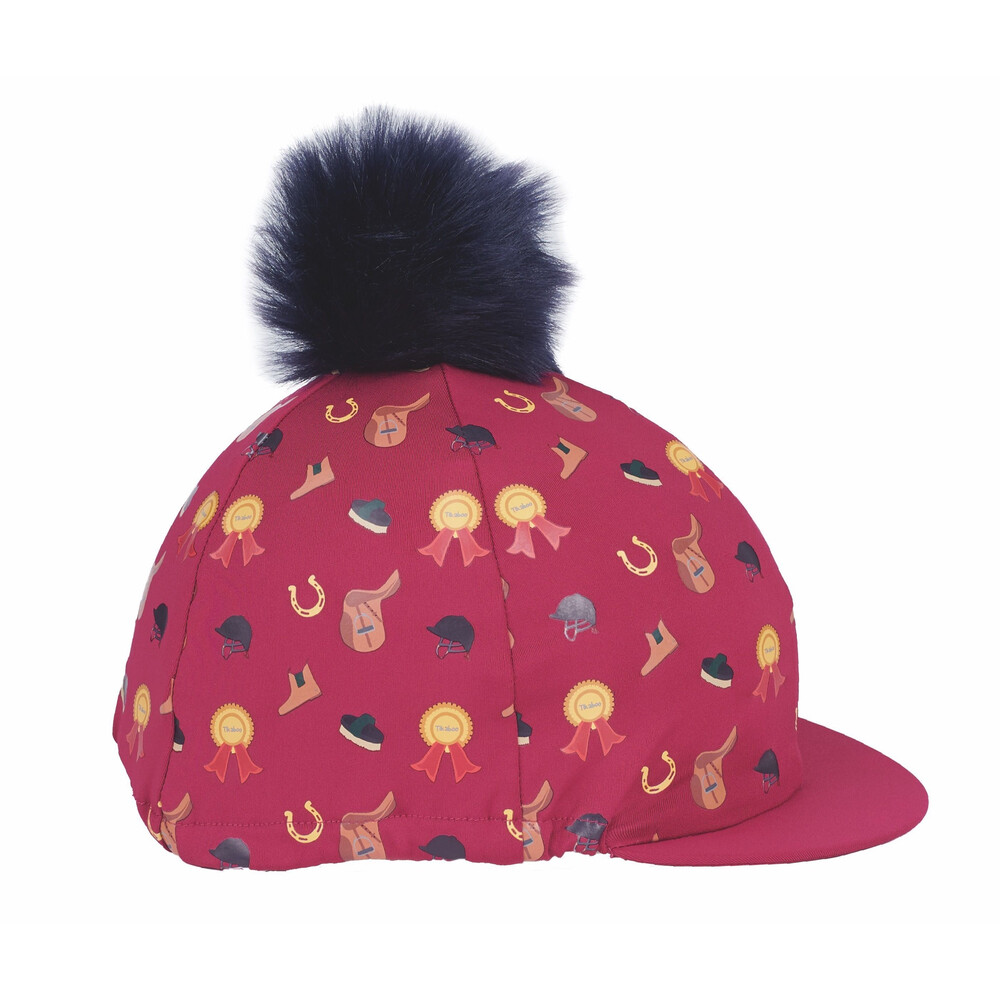 Tikaboo Hat Cover - Child in Raspberry