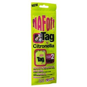 NAF Off Citronella Tag in Unknown