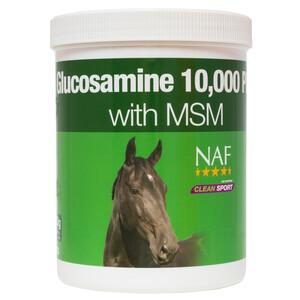 NAF Glucosamine 10,000 Plus With MSM in Unknown