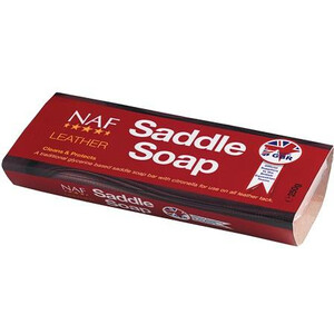 NAF Leather Saddle Soap in Unknown