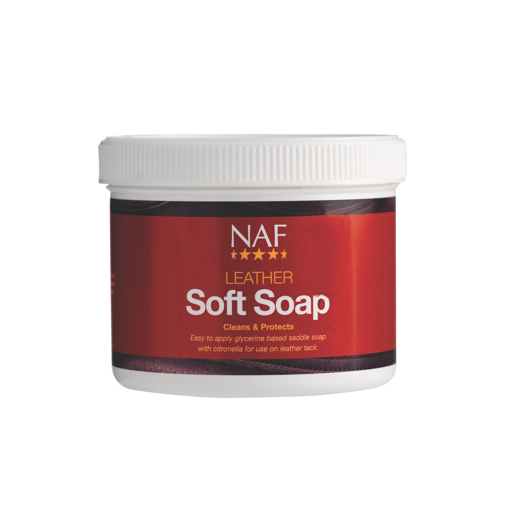 NAF Leather Soft Soap in Unknown