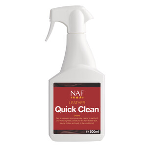 NAF Leather Quick Clean in Unknown