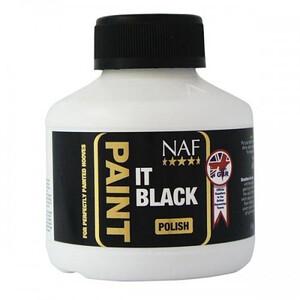 NAF Paint It Black Polish in Black