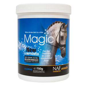 NAF Magic in Unknown