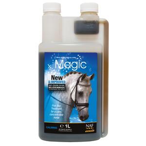 NAF Liquid Magic in Unknown
