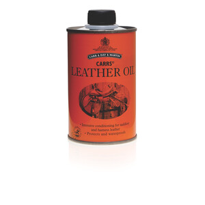 Carr & Day & Martin Carrs Leather Oil 300ml in Unknown