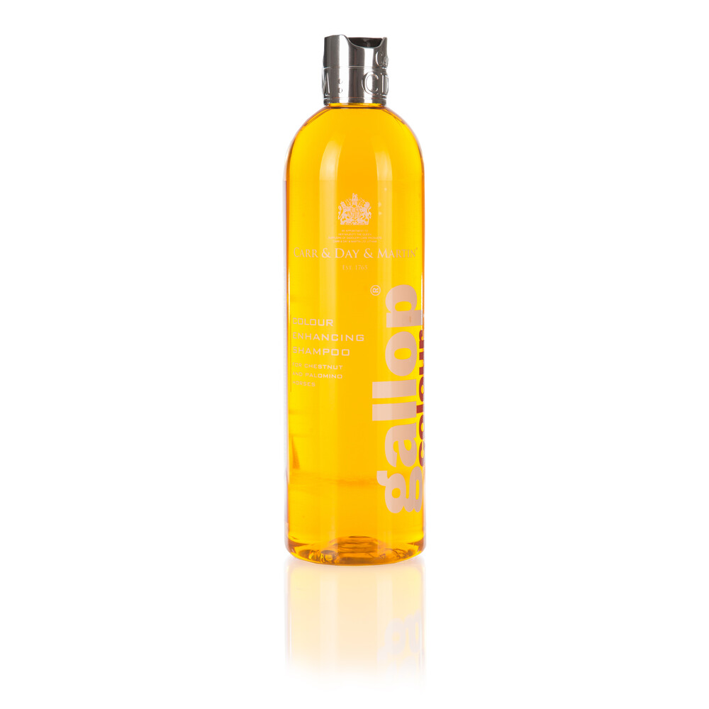 Carr & Day & Martin Gallop Colour Enhancing Shampoo 500ml - Chesnut in Unknown