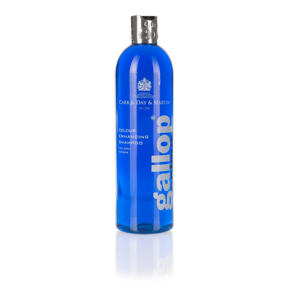 Carr & Day & Martin Gallop Colour Enhancing Shampoo 500ml - Grey in Unknown