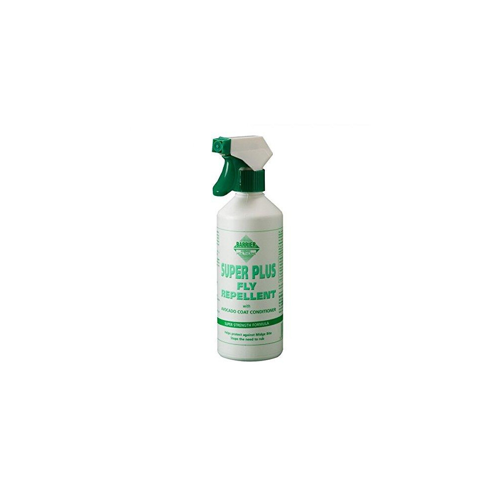Barrier Super Plus Fly Repellent in Unknown