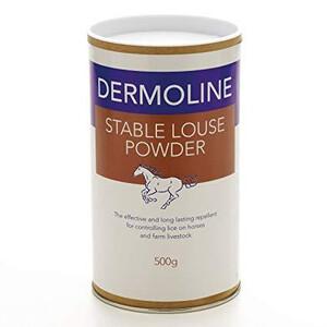Dermoline Stable Louse Powder -  500 g in Unknown