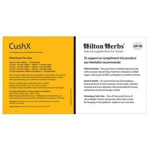 Hilton Herbs Cush X - 1kg