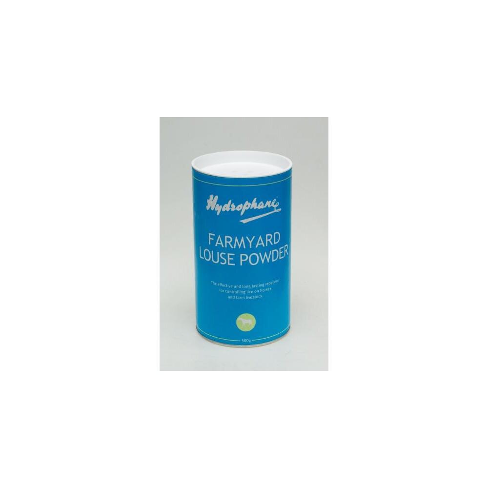 Hy Equestrian Hydrophane Farmyard Louse Powder -  500 g in Unknown