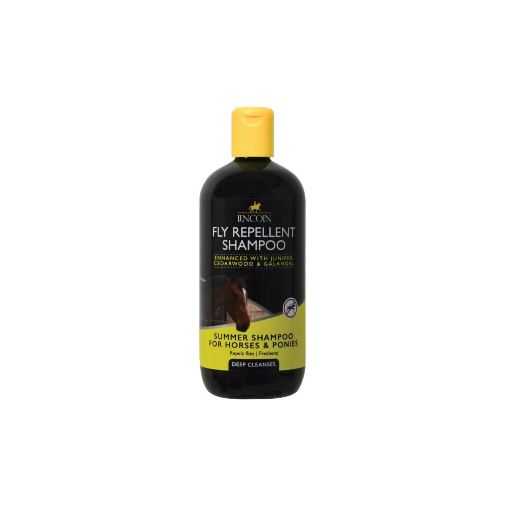 Lincoln Fly Repellent Shampoo -  500 ml in Unknown