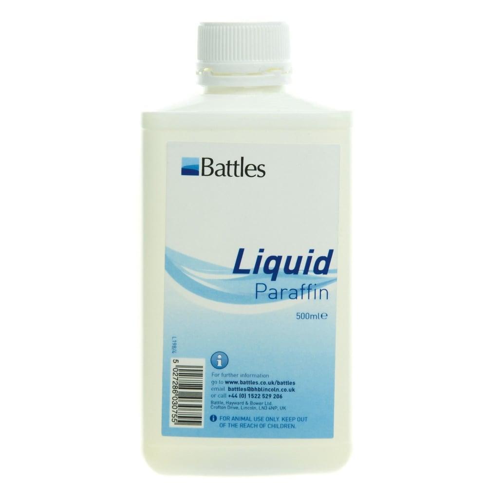 Battles Liquid Parafin -  500 ml in Unknown