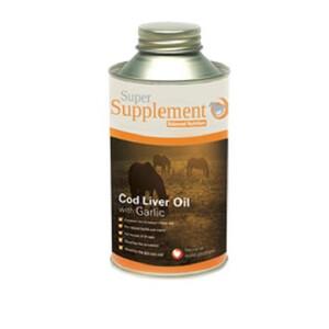Battles Super Supplement Cod Liver Oil with Garlic 5L in Unknown