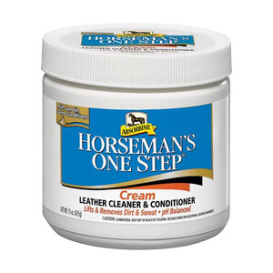 Absorbine Horsemans One Step Harness Cleaner x 425 Gm in Unknown